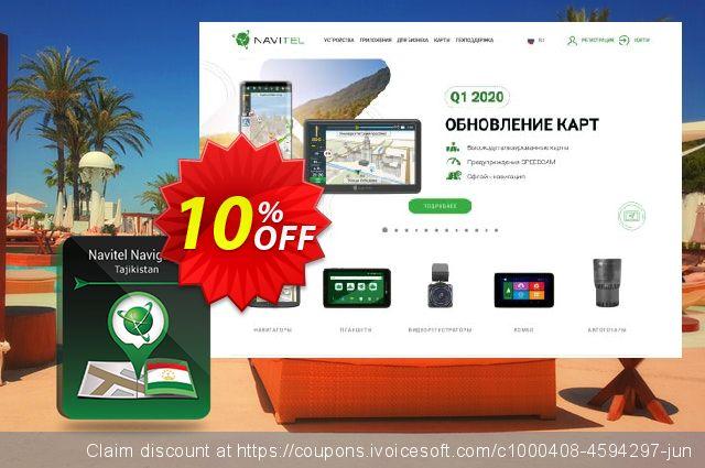 Navitel Navigator. Tajikistan discount 10% OFF, 2020 4th of July discount