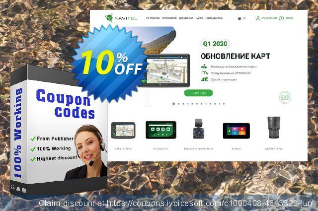 """Navitel Navigator. """"Caucasus"""" discount 10% OFF, 2019 Halloween offering sales"""