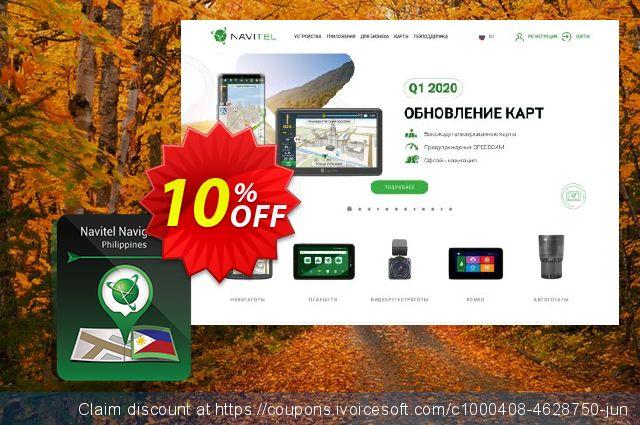 Navitel Navigator. Philippines discount 10% OFF, 2019 Halloween offering sales