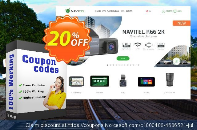 Navitel Navigator. Russia Win Ce discount 10% OFF, 2020 Thanksgiving Day offering sales