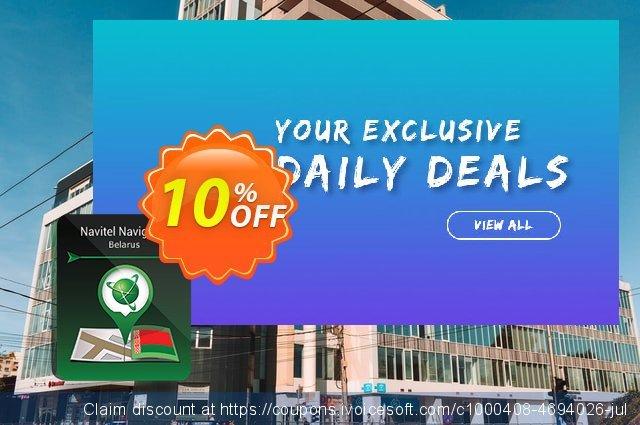 """Navitel Navigator. """"Belarus"""". GeoLife discount 10% OFF, 2019 Halloween offering discount"""