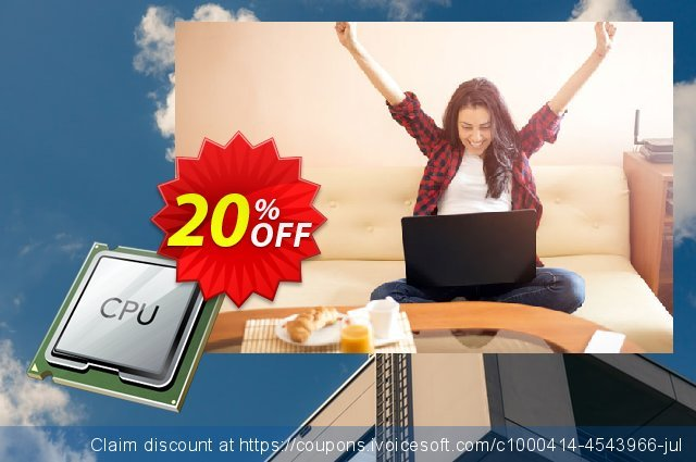 PCBoost discount 20% OFF, 2021 New Year's Weekend offering sales