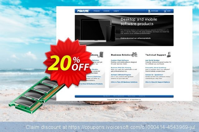 SuperRam discount 20% OFF, 2021 New Year's Day offering sales