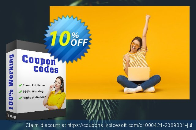 Get 10% OFF Software Assurance - 1 Year - Standard promotions