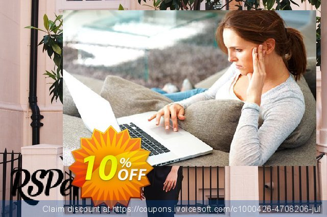 RSPenta! Template discount 10% OFF, 2020 Back to School promo offering sales