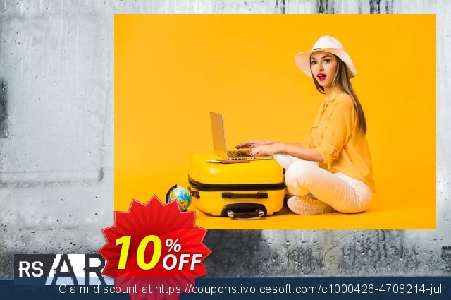 RSAria! Template discount 10% OFF, 2020 Exclusive Student deals offer