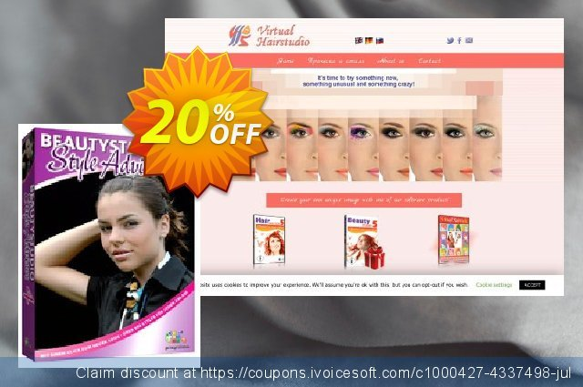 Style Advisor 4 (CD) discount 20% OFF, 2021 Spring offer