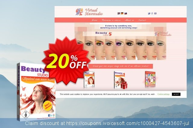 Beauty Studio 5 (Download) discount 20% OFF, 2021 New Year promotions