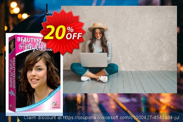 Hair Master 4 (Download) discount 20% OFF, 2021 Spring offering sales