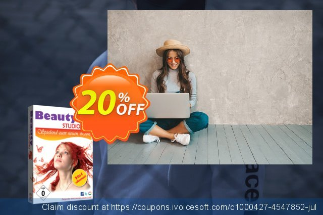 Halloween-Pack for Beauty Studio 5 discount 20% OFF, 2021 January promo sales