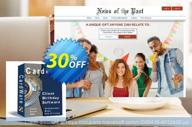 CardWare discount 30% OFF, 2020 Back to School shopping offering sales