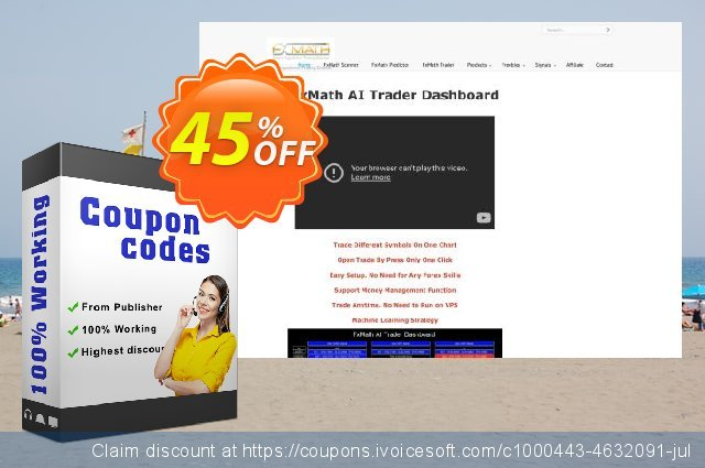 FXMATH H1 EJ 1 EXPERT ADVISOR (EA) discount 45% OFF, 2021 Labour Day offering sales. FXMATH_H1_EJ_1 EXPERT ADVISOR(EA) awful deals code 2021