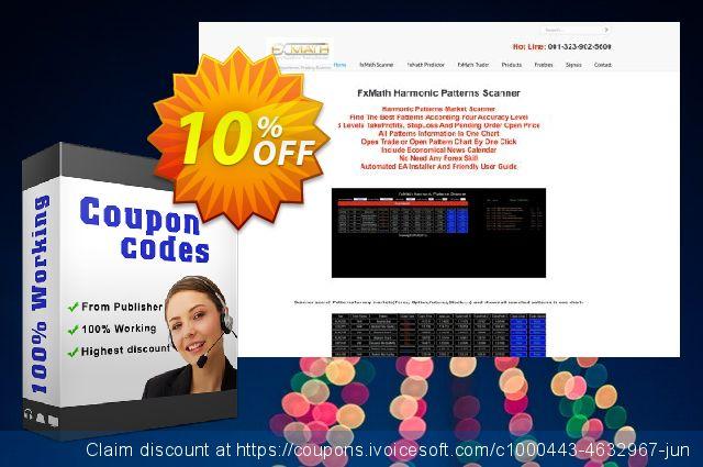 FxMath Hedge Fund Trader 1 Package 优秀的 促销 软件截图