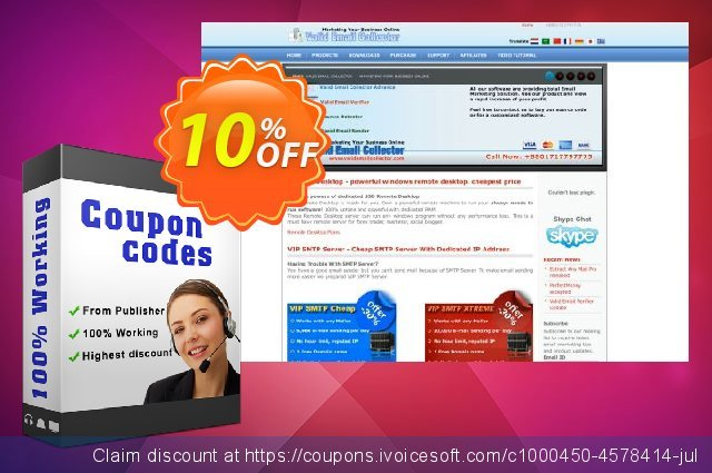 VIP SMTP Cheap discount 10% OFF, 2020 College Student deals promo