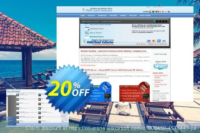 Rapid Email Sender Advance discount 20% OFF, 2020 Back to School shopping promotions