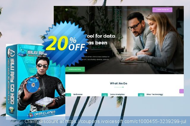Blu-ray to HDD discount 20% OFF, 2020 College Student deals offering sales