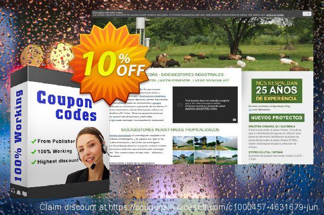 Manual de dimensionamiento y diseño de biodigestores tropicalizados - Version Win 激动的 产品销售 软件截图