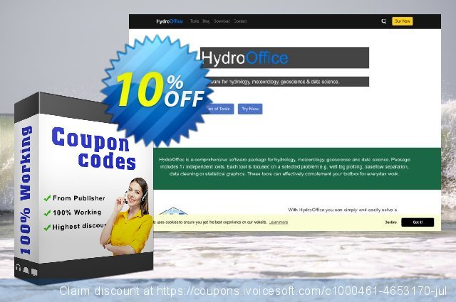 HydroOffice Durov discount 10% OFF, 2021 January offering sales