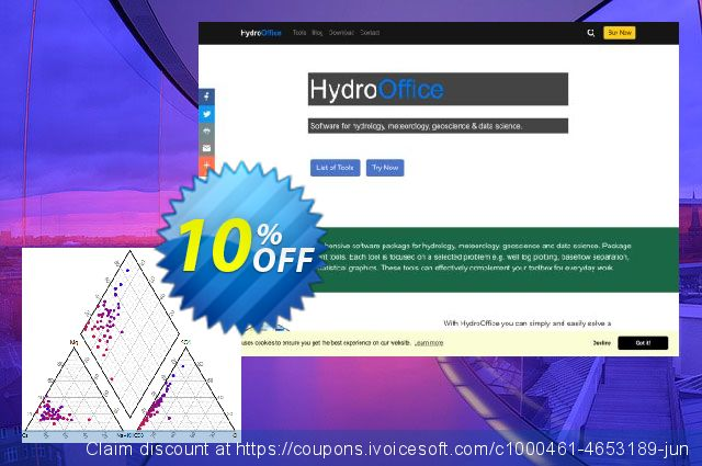HydroOffice Piper  최고의   매상  스크린 샷