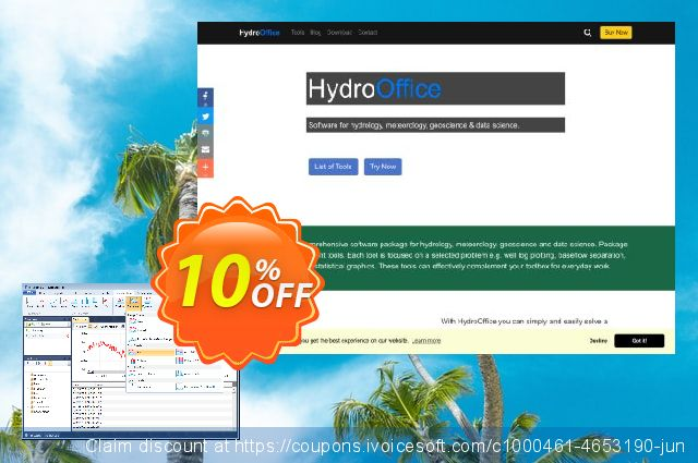 HydroOffice TS Editor 令人敬畏的 折扣 软件截图