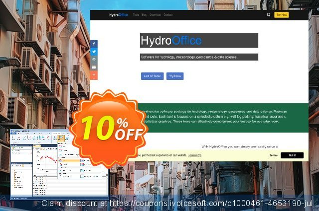 HydroOffice TS Editor discount 10% OFF, 2021 Happy New Year offering deals
