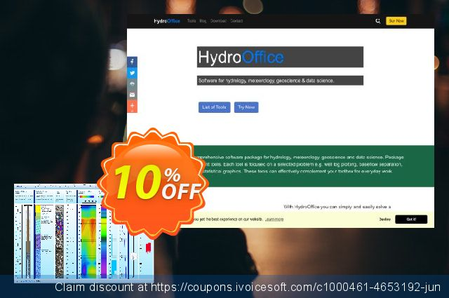 HydroOffice Well Plotter discount 10% OFF, 2020 Back to School promotion offering sales