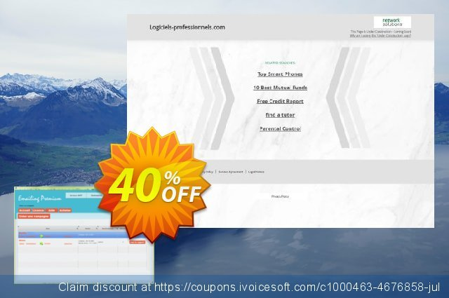 Emailing premium 800 discount 40% OFF, 2020 Summer discounts
