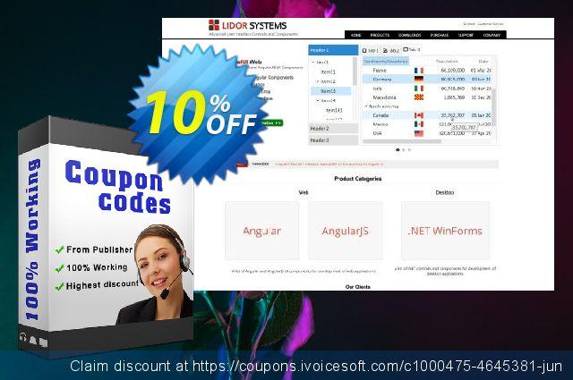 Lidor IntegralUI Web Professional  서늘해요   촉진  스크린 샷