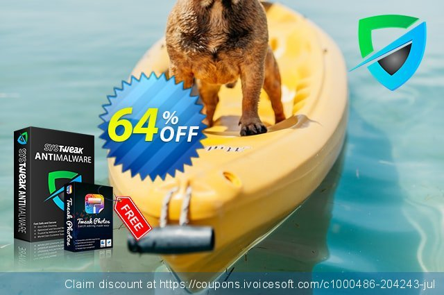 Systweak Anti-Malware discount 64% OFF, 2021 New Year offering deals