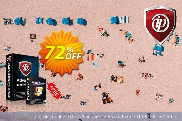 Advanced Identity Protector discount 50% OFF, 2020 University Student deals sales