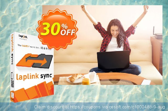 Laplink SYNC discount 30% OFF, 2021 Rose Day offer