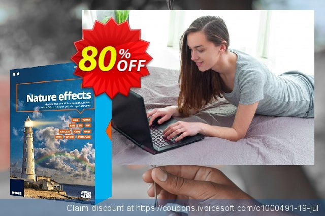 Nature effects 8 discount 20% OFF, 2020 Back-to-School promotions promo