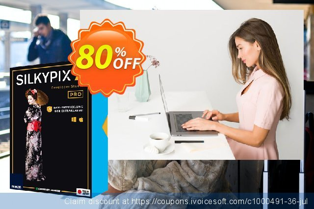 SILKYPIX Developer Studio Pro 7 discount 88% OFF, 2020 Thanksgiving Day offering sales
