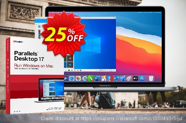Parallels Desktop for Mac Business Edition  멋있어요   촉진  스크린 샷