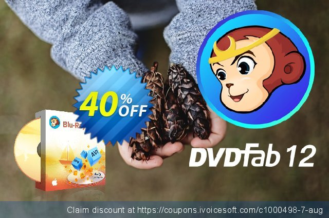 DVDFab Blu-ray Ripper for Mac (1 month license) discount 50% OFF, 2021 American Chess Day offering sales. 50% OFF DVDFab Blu-ray Ripper for Mac (1 month license), verified