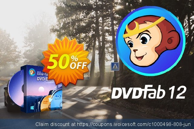 DVDFab Blu-ray to DVD Converter discount 50% OFF, 2021 4th of July offering sales. 50% OFF DVDFab Blu-ray to DVD Converter, verified