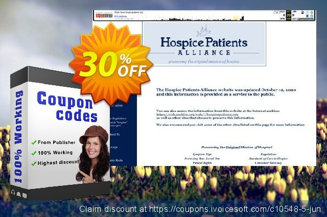 HPA Family Guide to Hospice Care E-BOOK  PDF discount 30% OFF, 2019 Exclusive Student discount offering discount