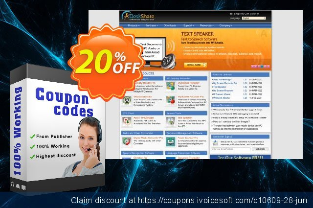 My Screen Recorder Pro v4 discount 20% OFF, 2021 New Year offering sales
