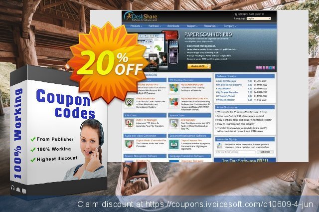 20 Off Digital Media Converter Pro Coupon Code Nov 2020 Ivoicesoft