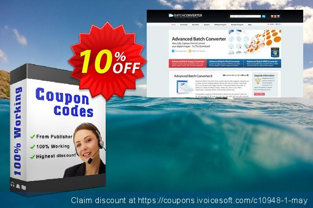 Advanced Batch Converter 7.x discount 10% OFF, 2020 Halloween offering sales