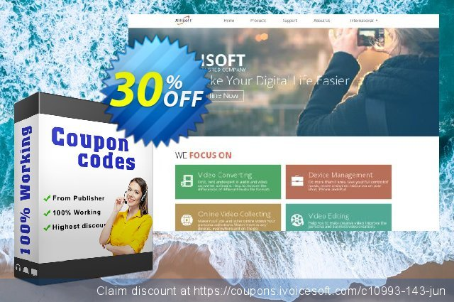Xilisoft iPod Magic for Mac discount 30% OFF, 2020 Exclusive Student deals offering sales