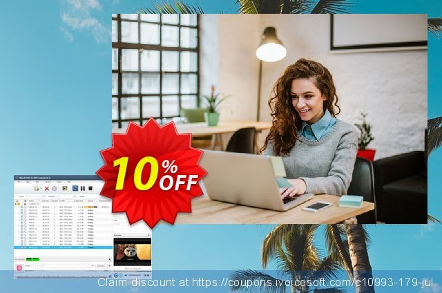 Xilisoft DVD to DPG Converter 6 discount 10% OFF, 2020 Back to School event offering sales