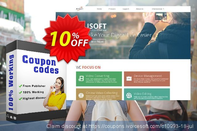 Xilisoft DVD to iPod Suite discount 10% OFF, 2020 College Student deals offering discount