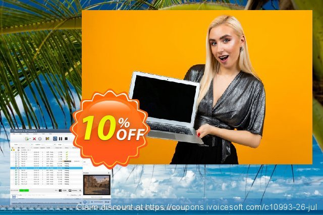 Xilisoft DVD to 3GP Converter 6 discount 10% OFF, 2021 January offering discount