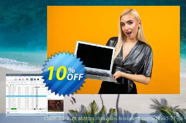 Xilisoft DVD to DivX Converter 6 discount 10% OFF, 2021 Happy New Year offering sales