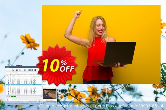 Xilisoft DVD to iPod Converter for Mac 大的 折扣 软件截图