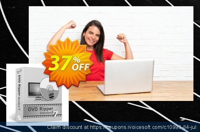 Xilisoft DVD Ripper Standard for Mac discount 37% OFF, 2019 Back to School promo offering sales