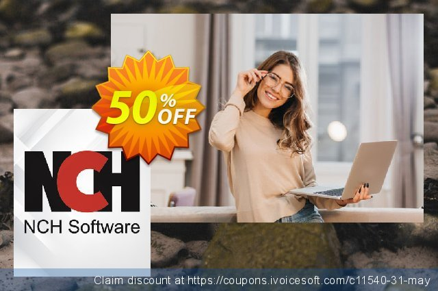 Express Burn Brennsoftware discount 50% OFF, 2021 National Family Day offering sales. NCH coupon discount 11540