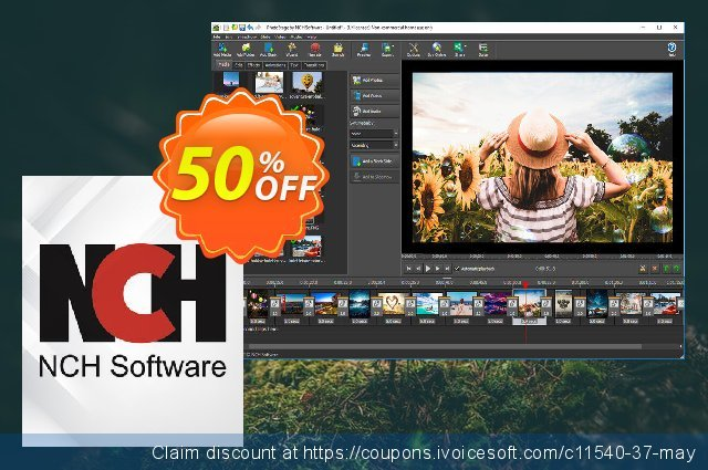 PhotoStage Photo Slideshow Software discount 15% OFF, 2020 Halloween offering discount