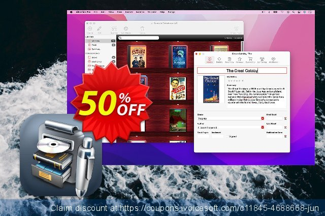 Librarian Pro discount 50% OFF, 2020 Thanksgiving offering sales